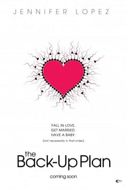 The Backup Plan Movie Poster (Teaser Version)