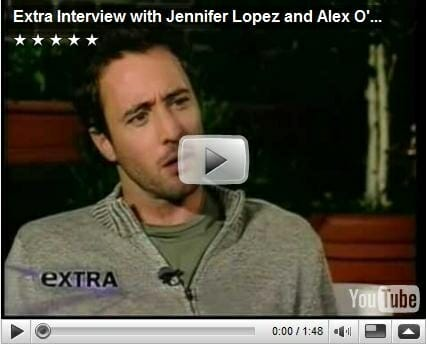 Extra Interview with Jennifer Lopez and Alex O'Loughlin