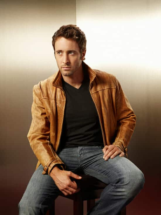 Three Rivers photo of Alex O'Loughlin as Andy Yablonski