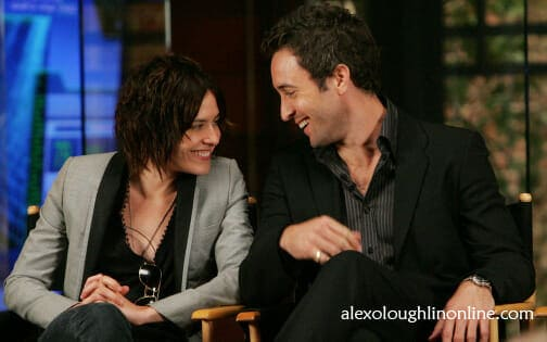 THREE RIVERS - Alex O'Loughlin and Kate Moennig