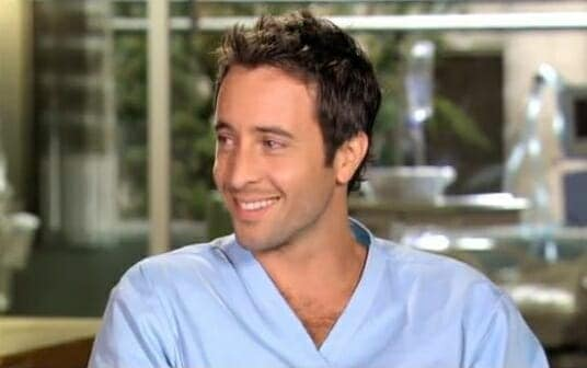 Alex O'Loughlin Scrubs