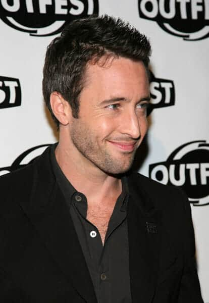 alex oloughlin at Outfest legacy awards