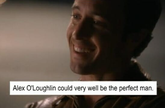 Alex O'Loughlin Fans on Twitter