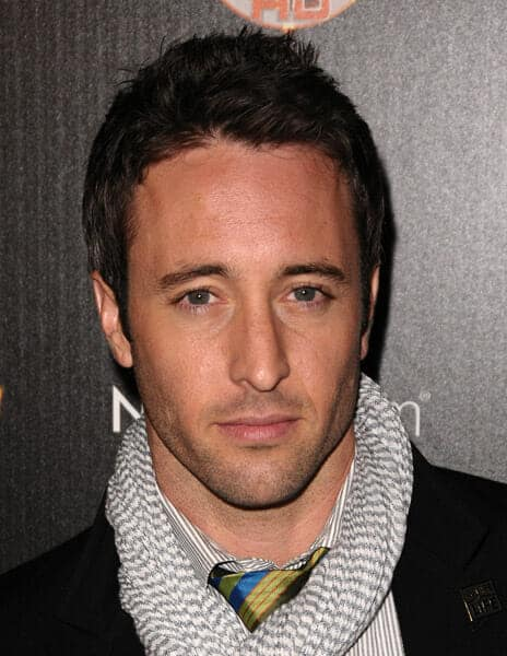 alex o'loughlin hot list party