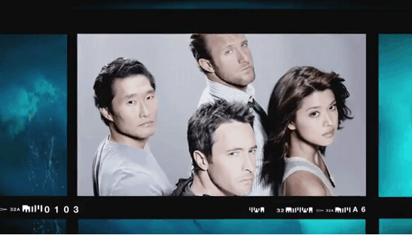 Hawaii Five-0 Behind the Scenes of the Photo Shoot