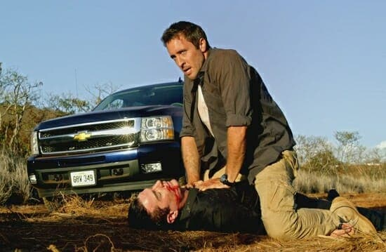 Hawaii Five-0 – Taking a Punch