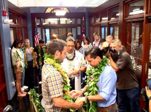 Hawaii Five-O Season Two Blessing