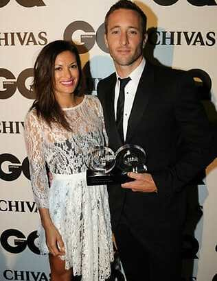 Alex O'Loughlin Expecting Baby with Girlfriend Malia Jones