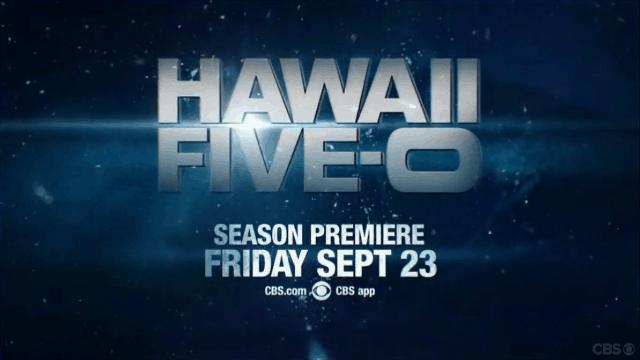 Hawaii Five O season 7 promo