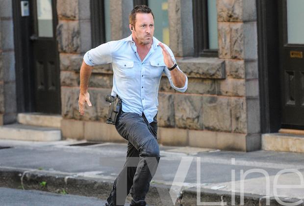 alex o'loughlin running