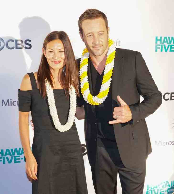 Alex O'loughlin at SOTB