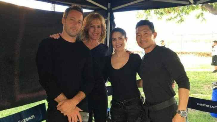 Alex O'Loughlin Wrap Up- Week of Sept 5