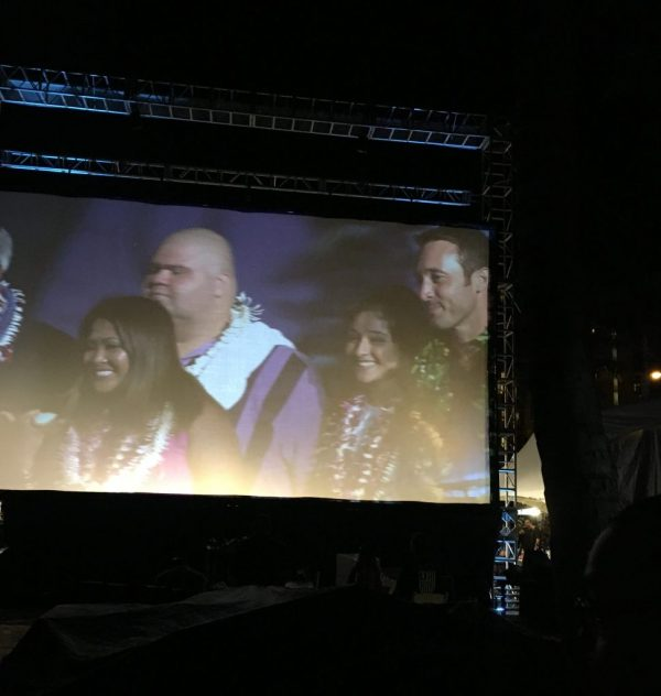 alex oloughlin on screen at sotb