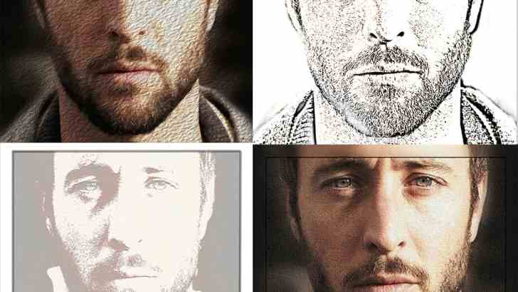 More Alex O'Loughlin FanArt