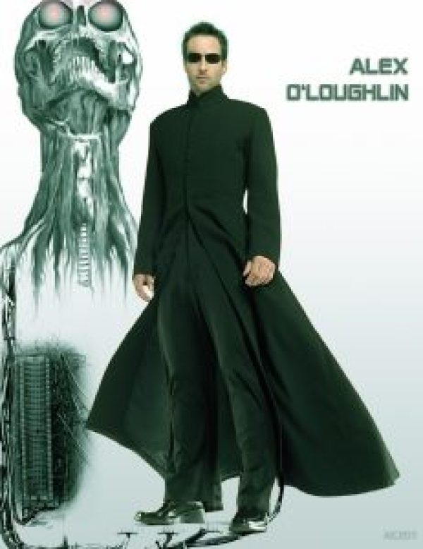 alex o'loughlin caped