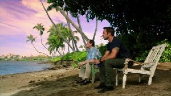 father-and-son McGarrett