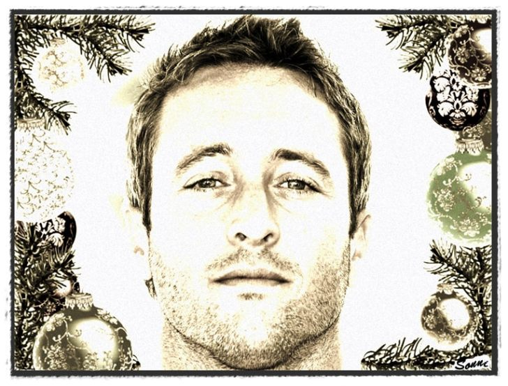 alex o'loughlin up close fanart