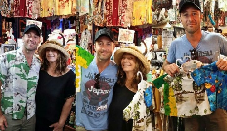 alex o'loughlin in hawaii shirt