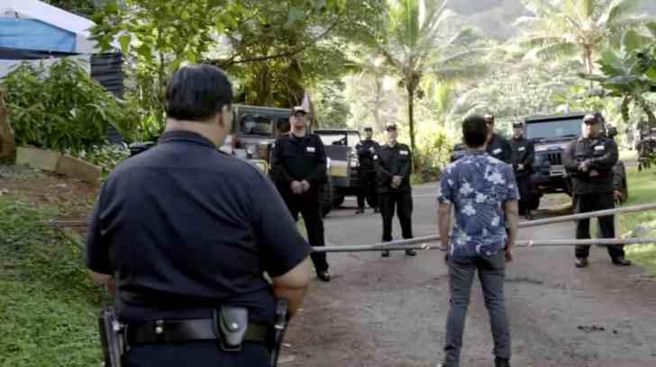 Hawaii Five O 7.14 promo