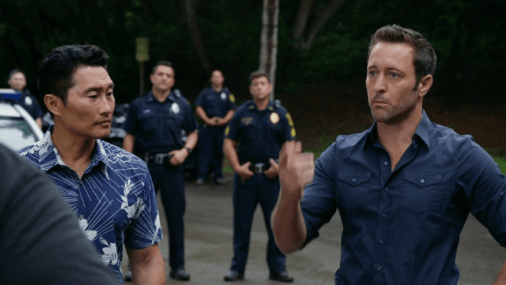 Hawaii Five 0 Episode 7.14 Different Points of View