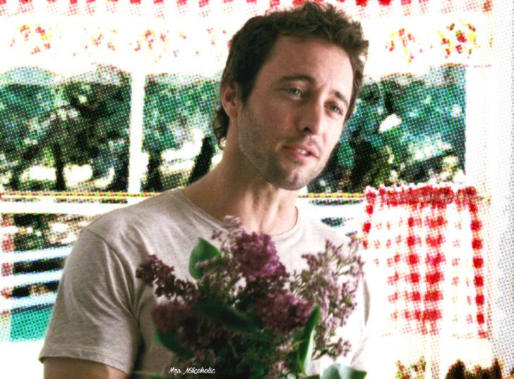 Alex o'loughlin back up plan fan art