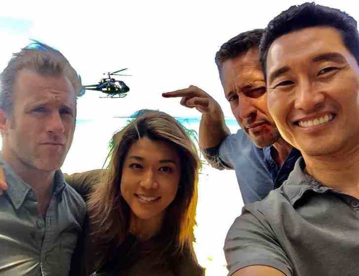 hawaii five 0 cast behind the scenes