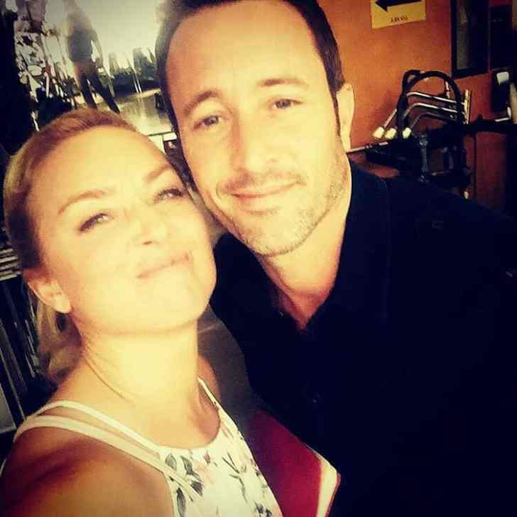 alex o'loughlin and elisabeth rohm