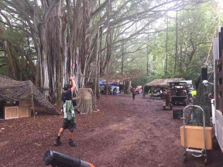 hawaii five 0 set location kawela