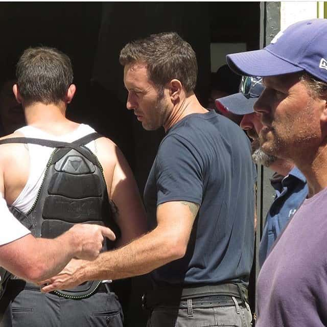 Hawaii Five 0 BTS