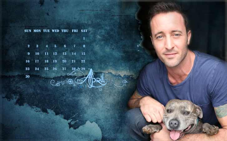alex o'loughlin fanart calendar