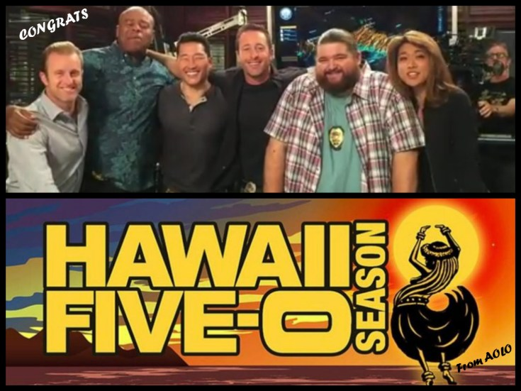 Hawaii Five 0 season 8 renewal