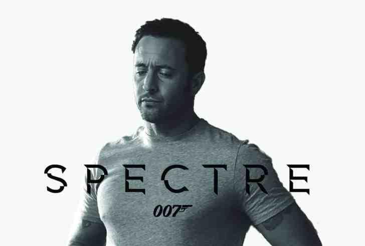 Alex O'Loughlin 007 Spectre