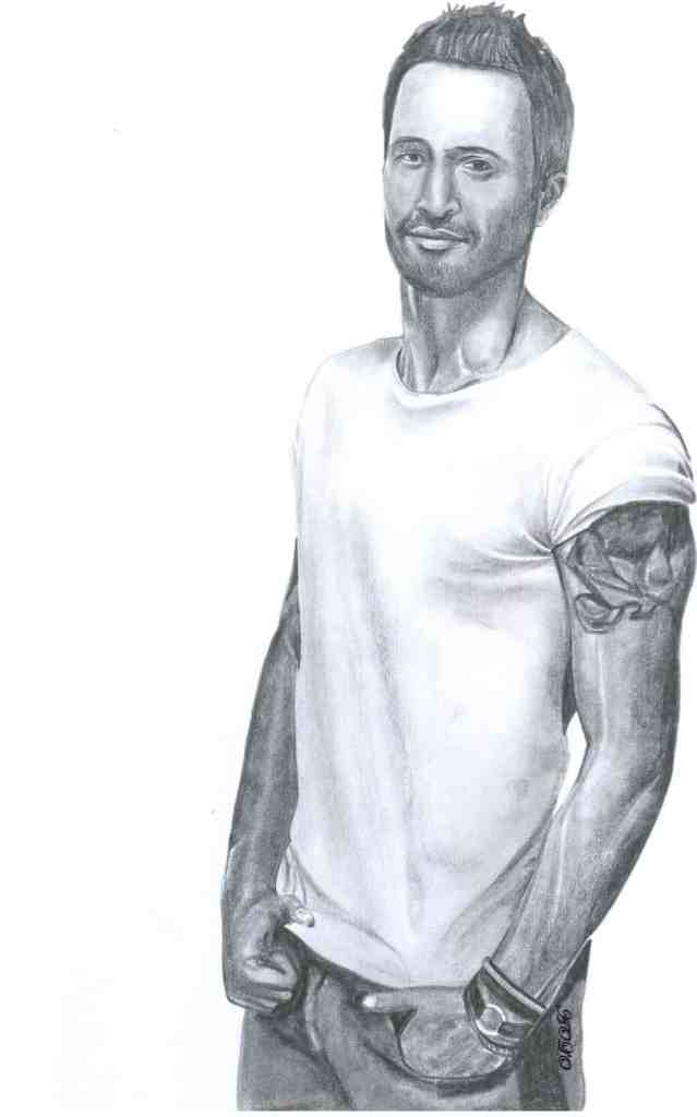 alex o'loughlin fanart sketch