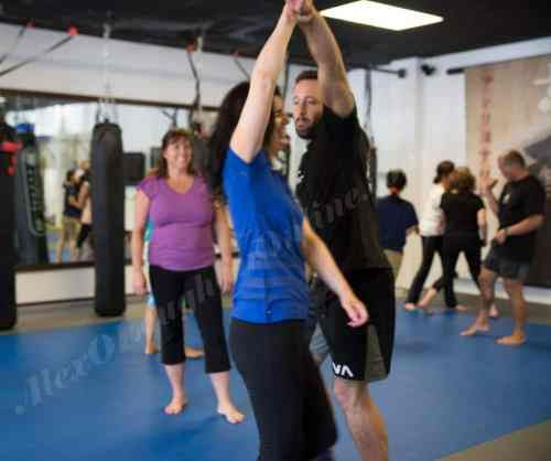 alex o'loughlin self defense class