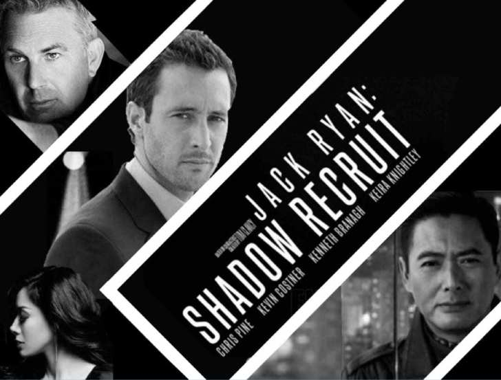 alex o'loughlin fanart movie poster