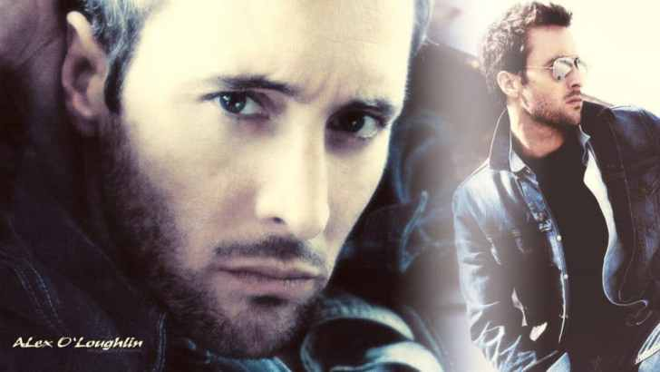 Alex O'Loughlin Whimsical Wednesday FanArt