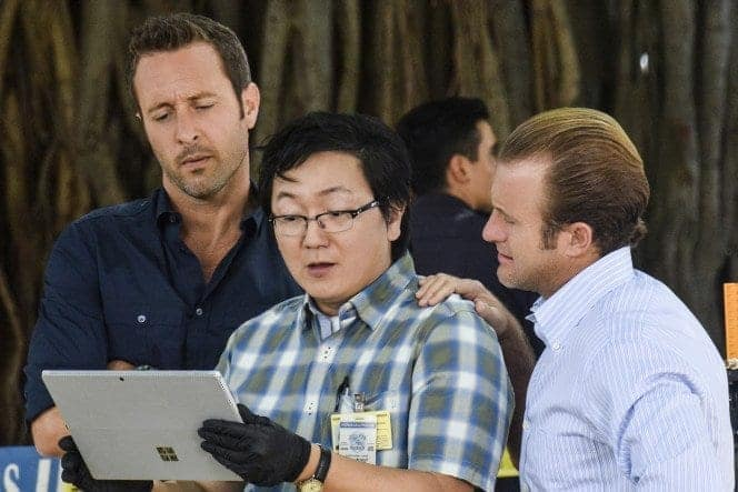 hawaii five 0 picture finding