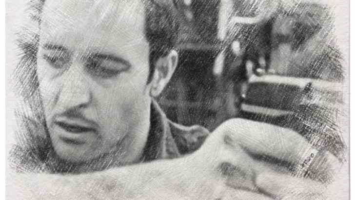 Alex O'Loughlin FanArt Wednesday