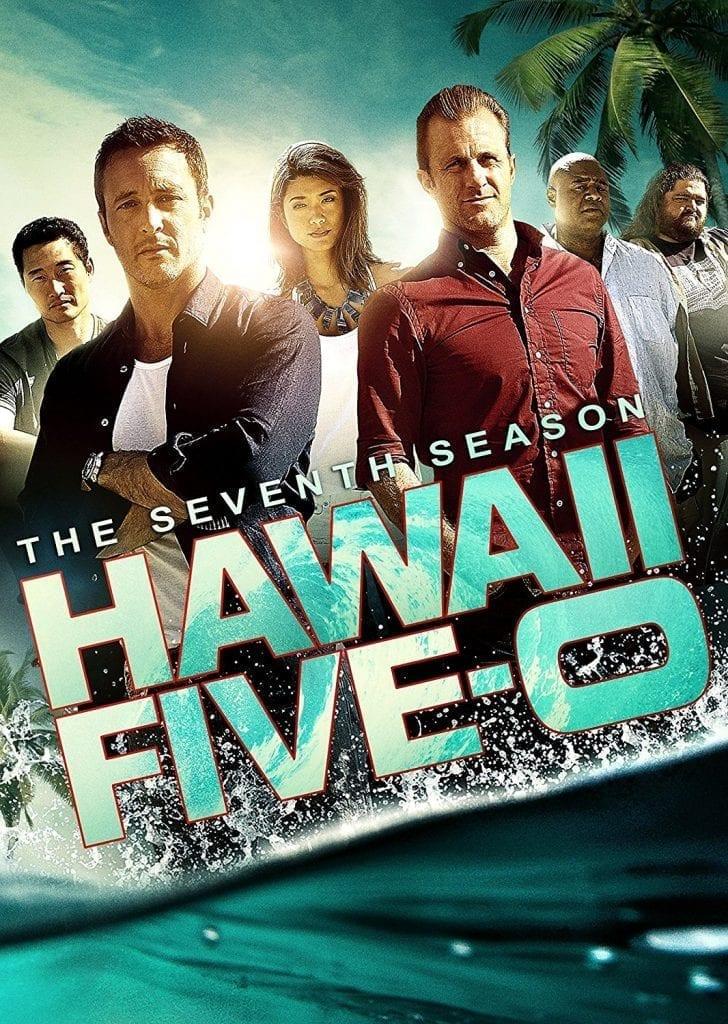 hawaii five 0 season 7 dvd