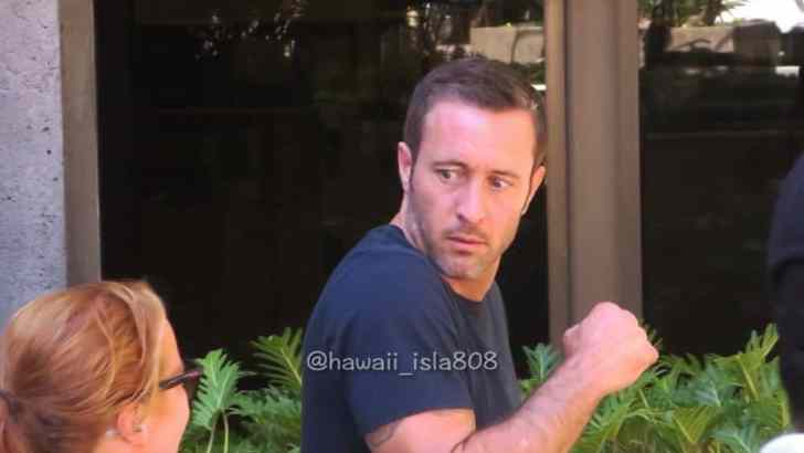Alex O'Loughlin Weekly Wrap Up – Week Of Sept 4 2017