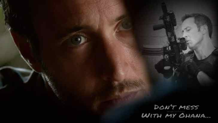Alex O'Loughlin FanArt Wednesday FanArt