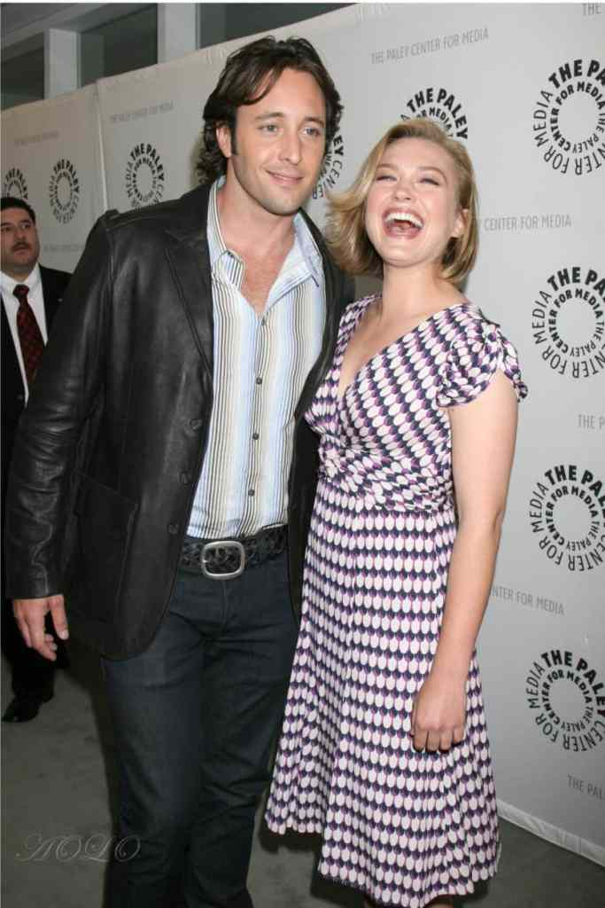 alex o'loughlin and sophia myles Paley