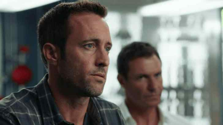 Hawaii Five 0 Kau pahi, ko'u kua. Kau pu, ko'u po'o Gif-fable Moments