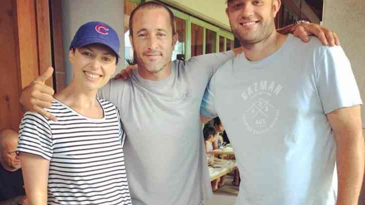 Alex O'Loughlin Weekly Wrap-Up-Week of October 9 2017