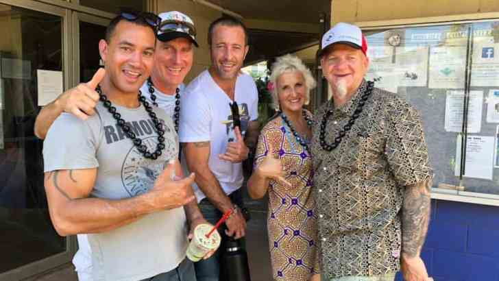 Alex O'Loughlin Weekly Wrap-Up- Week of October 30 2017