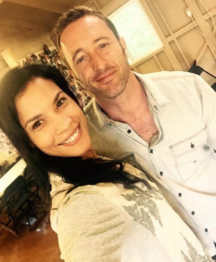 Alex O'Loughlin and Danay Garcia