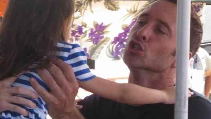 Favorite Alex O'Loughlin Candid Moments 2017