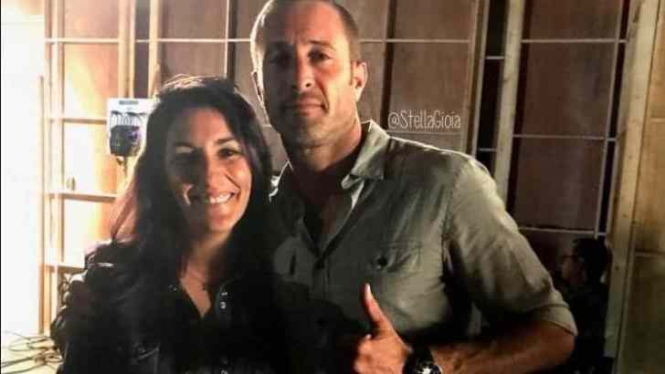 Hawaii Five 0 Set Visit-Dreams Do Come True