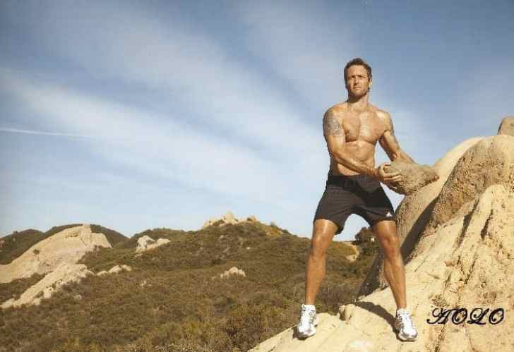 alex o'loughlin GQ 2011 photoshoot