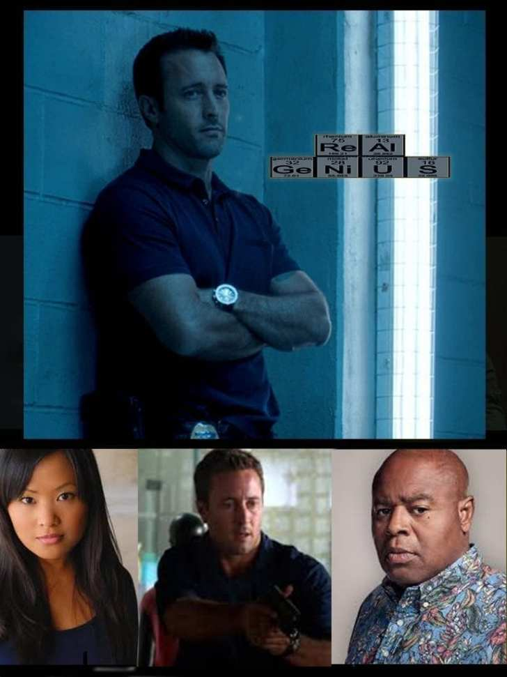 hawaii five 0 fan fiction